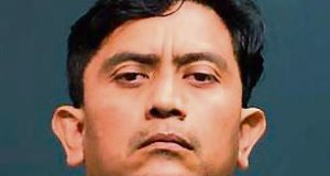 Isidro Garcia is alleged to have kidnapped a girl of 15.