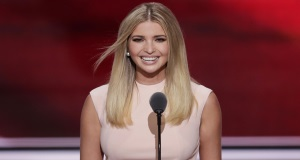 Ivanka Trump vows to join PM in 'full throated call' to fight slavery