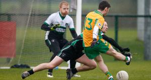 Corofin overcome shaky start to defeat Fulham Irish in London