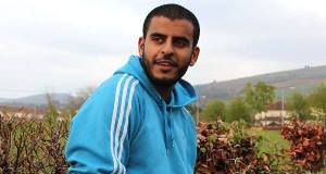 Ibrahim Halawa. Pic: Amnesty International, Ireland.