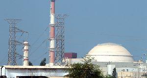 Bushehr plant in Iran