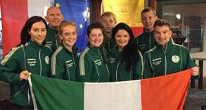 Ireland had plenty to cheer at 19th European Senior Racquetball Championships