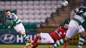 Shamrock Rovers' Jack Byrne called-up to replace Callum O'Dowda in Ireland squad