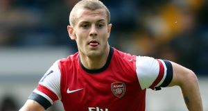Set to be without Jack Wilshere again.