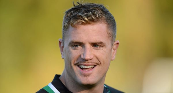 Jamie Heaslip: Signed a three-year deal to remain at Leinster.