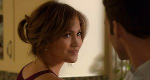 Jennifer Lopez and Ryan Guzman in The Boy Next Door.