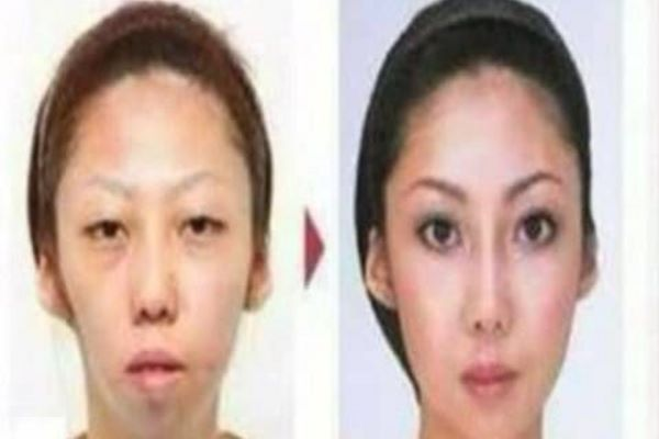Ugly Chinese Woman Chinese man sues wife after '