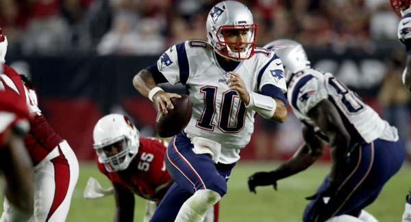 Patriots Beat Cardinals on Missed Kick