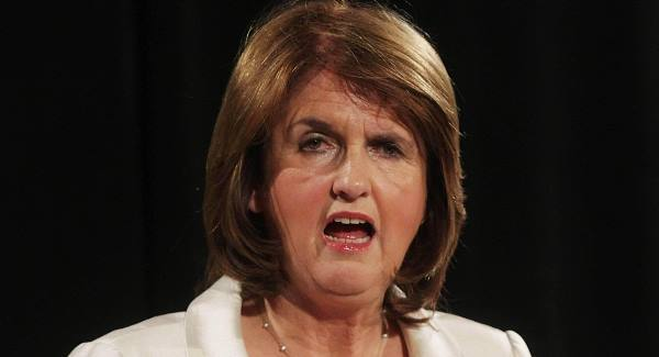 "Joan Burton, the social protection minister, said nobody wanted to see banks ""grinding people down"" and ""the notion that banks would seek to micro-manage everything — I think that is much exaggerated""."