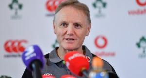 Schmidt admits sense of 'unknown' to Ireland selection