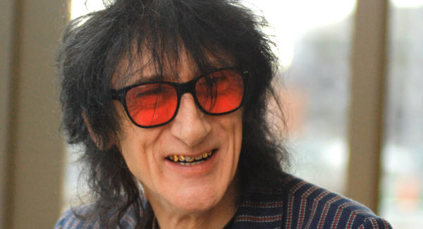 John Cooper Clarke is in Dublin and Cork over the next week.
