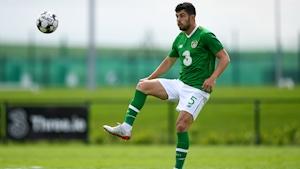 John Egan to captain Ireland against Bulgaria tonight