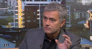 Special One: Jose Mourinho - obsessive attention to detail.