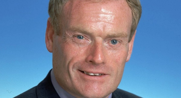 Library picture of James Bannon TD