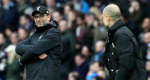 Jurgen Klopp 'not sure 100%' Mo Salah will face Man City in Champions League clash