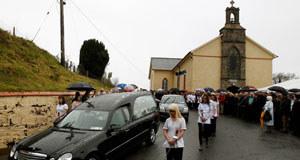 Karen Buckley's funeral today