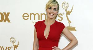 Winslet 'thrilled' to be up for Globe gong