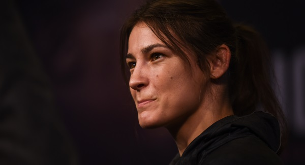 Katie Taylor's world title opponent misses required weight