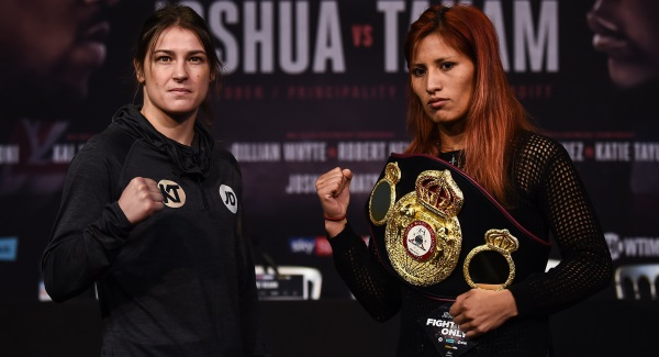 Katie Taylor Captures WBA Gold, Decisions Sanchez