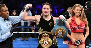 Accumulated profits at Katie Taylor's firm jump to over €1.5m