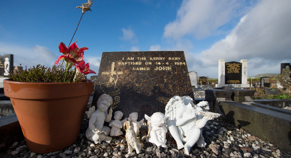 Fears Kerry Baby grave will be attacked again
