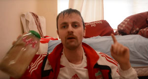 Liverpool roll out the Red carpet for Cork super fan Richy