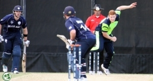 Kevin O'Brien defies injury to inspire Irish cricketers to victory