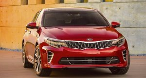 The all-new 2016 Kia Optima