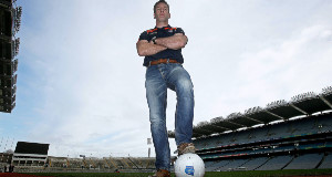 ON THE BALL: Kieran McGeeney. Picture: InPho.