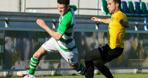 Shamrock Rovers held in Europa League