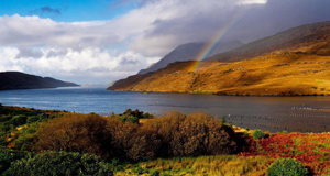 Killary Harbour in Galway