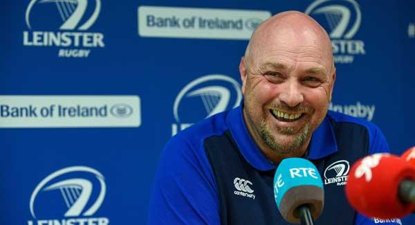 Kurt McQuilkin leaves Leinster ahead of new season