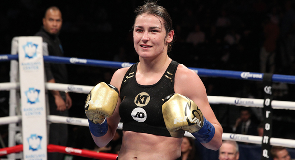 Katie Taylor to make first defence of WBA lightweight title in December