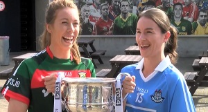 Ladies Football finals expected to set new attendance record