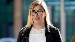 Woman on trial for slicing civil servant's throat told gardaí she stood on busy road 'picking a victim'