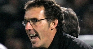 France coach Laurent Blanc