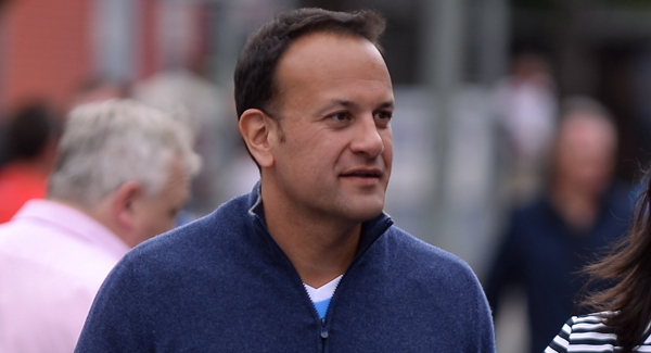 Varadkar's popularity has risen in recent weeks despite Brexit controversy
