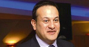 Tourism Minister Leo Varadkar