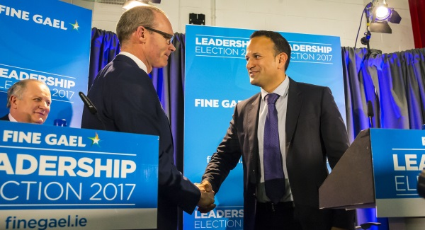 Irish deputy PM quits to head off snap election