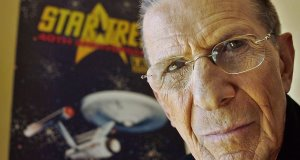 Leonard Nimoy, famous for playing the logical science officer officer Mr Spock in Star Trek, died yesterday in Los Angeles of end-stage chronicobstructive pulmonary disease, aged 83. Picture: Ric Francis/A