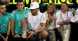 Should Hamilton be disciplined for defying team orders and endangering Rosberg's title hopes?