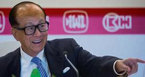 Li Ka-shing, Chairman of Cheung Kong Holdings