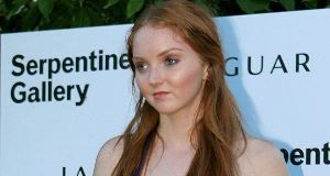 Lily Cole will speak at the Web Summit.