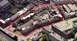 The Limerick Opera Centre site.