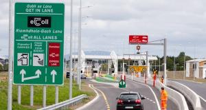 Limerick tunnel records €8.5m operating profit