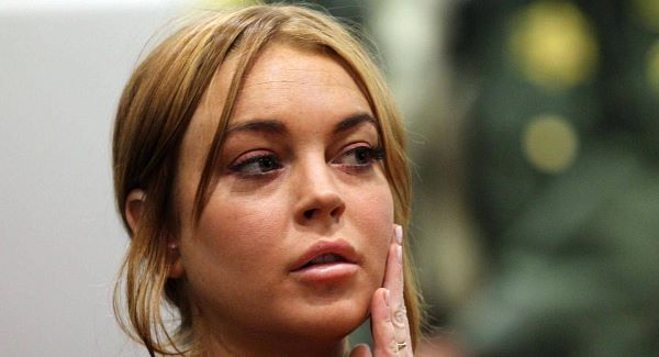 Lohan  I like taking e...