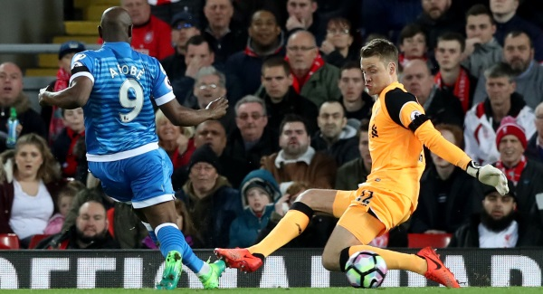 Liverpool concedes late to draw 2-2 against Bournemouth