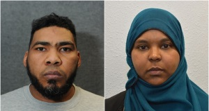 Internet dating couple jailed for plotting IS attack in Britain
