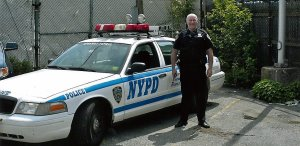 Dublin native Luke Walters emigrated to New York in the 1980s and spent 20 yearsworking for the police department.