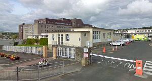 Letterkenny General Hospital.